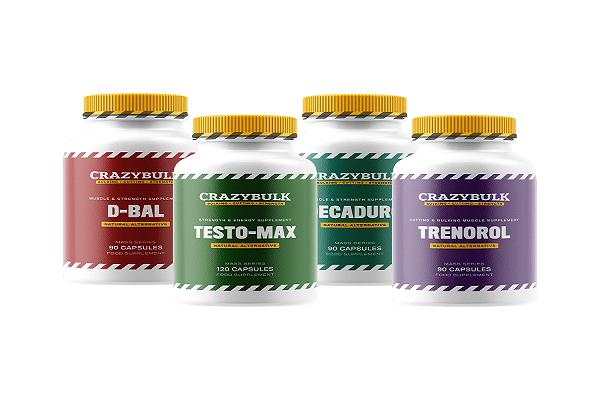 crazybulk supplement